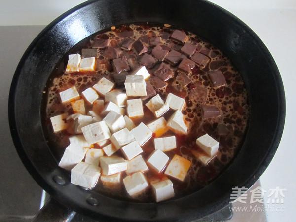 毛豆米双色豆腐怎么炒