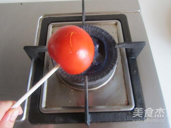 番茄炒虾仁怎么吃