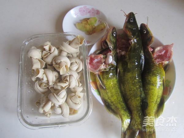 黄骨鱼炖千张结的做法大全