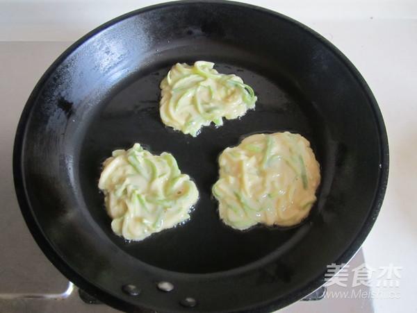 西葫芦鸡蛋饼怎么煮