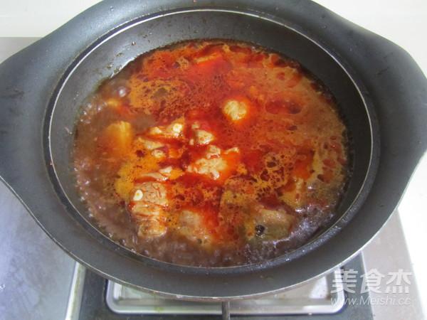 川味土豆烧排骨怎么煮