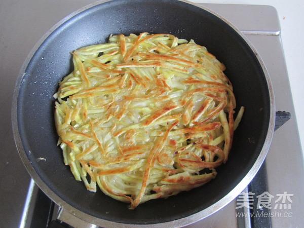 红薯丝饼怎么做