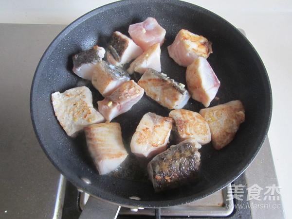 红烧鱼块的简单做法