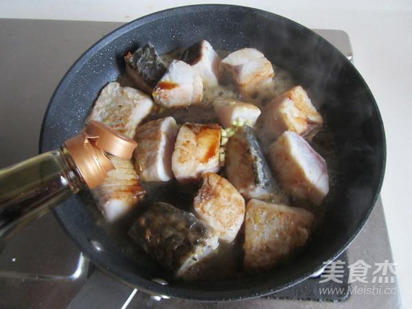 红烧鱼块怎么吃