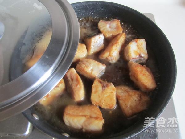 红烧鱼块怎么做