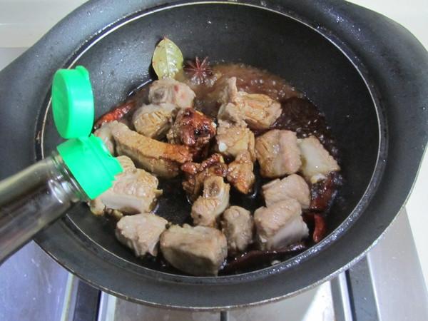 香菇千张结烧排骨怎么吃
