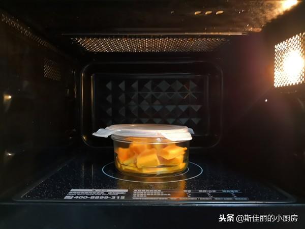 南瓜小汤圆红豆汤怎么做