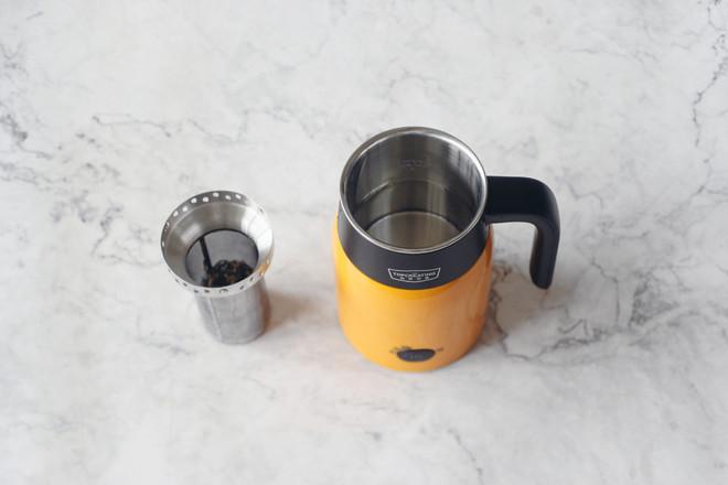 黑糖奶茶的做法图解