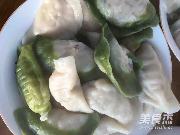 不一样的饺子怎么炒