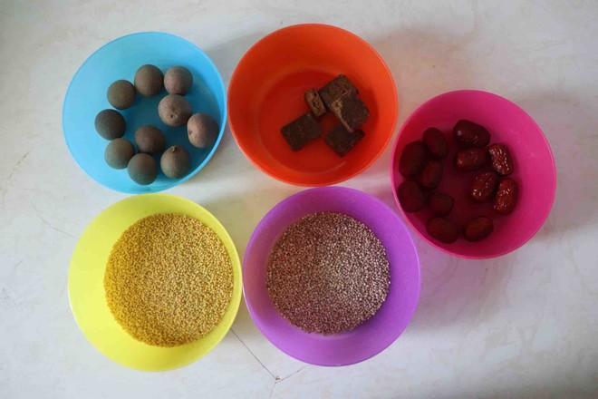 藜麦红枣小米粥的做法大全