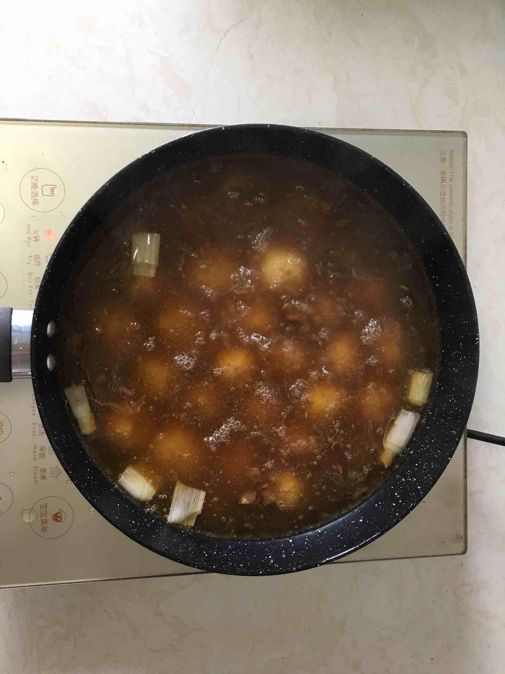 酱焖小土豆怎么做