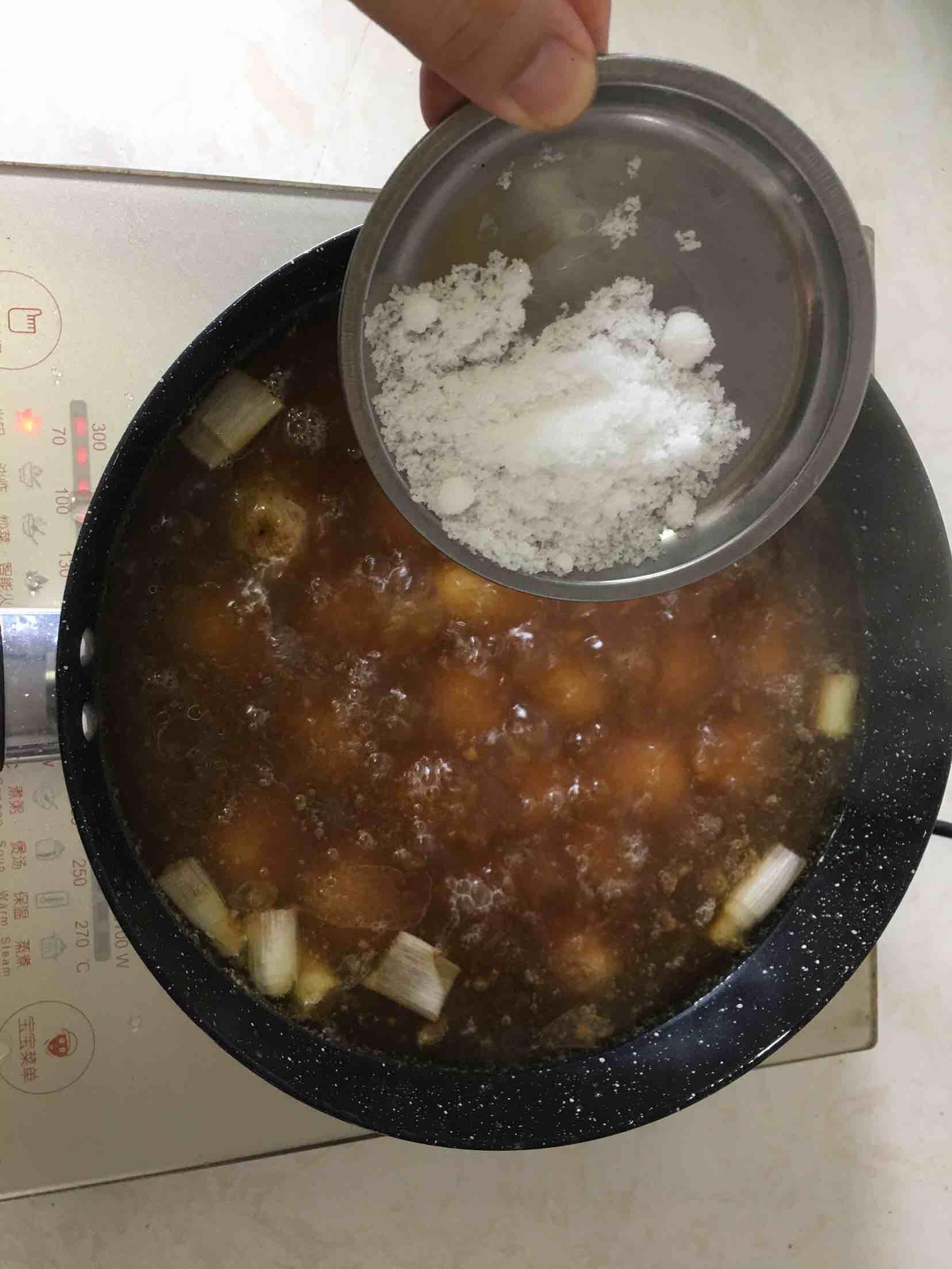 酱焖小土豆怎么炖
