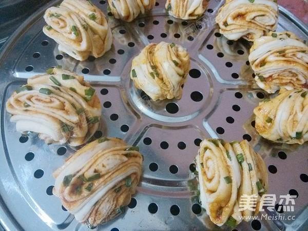韩式辣酱花卷怎样煮