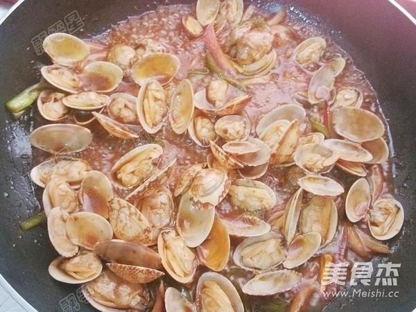 酱爆蛤蜊怎样煮
