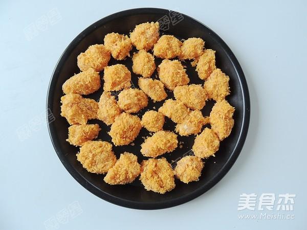 空炸鸡米花怎么做
