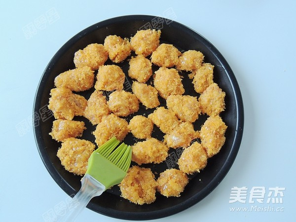 空炸鸡米花怎么炒