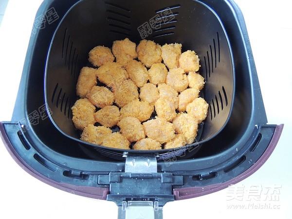 空炸鸡米花怎么煮