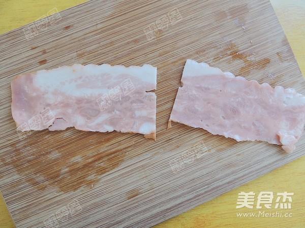 培根金针菇卷的家常做法