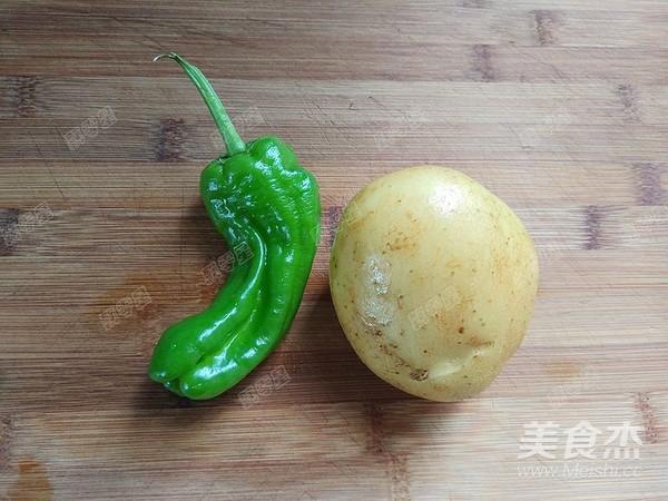 清炒土豆丝的做法大全