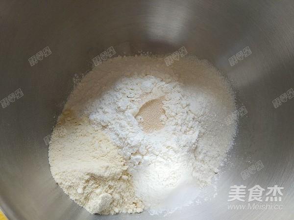 网纹果酱夹心面包的做法大全