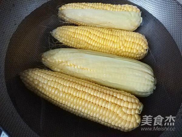 玉米汁的做法图解