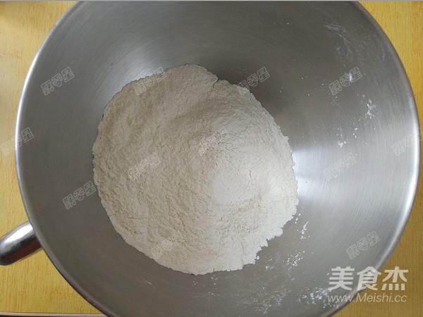 水立方绵绵绵吐司的做法图解