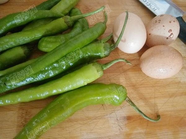 青辣椒炒鸡蛋的做法大全