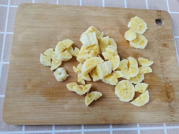 茯苓香蕉粥怎样煸