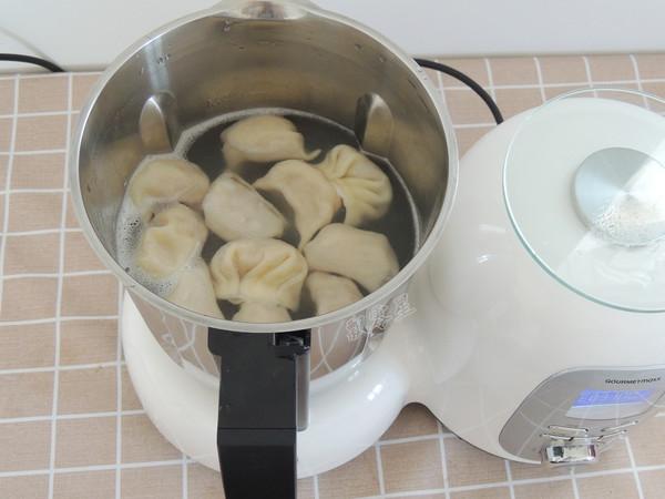 香菇猪肉饺子怎样煸