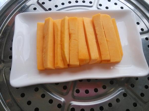 桂花糖蜜南瓜的简单做法