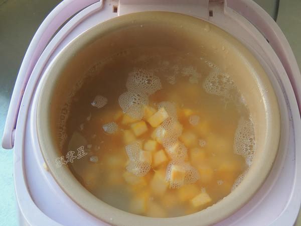 燕麦红薯粥怎么煮