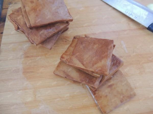 香卤牙签豆腐干的做法大全