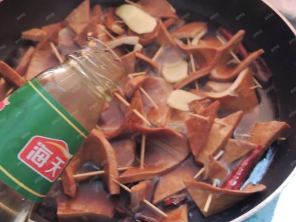 香卤牙签豆腐干怎样做