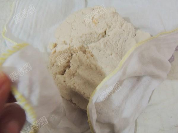 芝麻豆渣花卷的做法图解