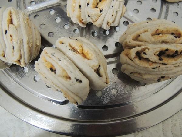 芝麻豆渣花卷怎样煮