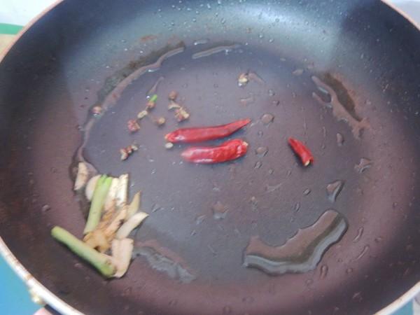 醋溜大白菜的简单做法