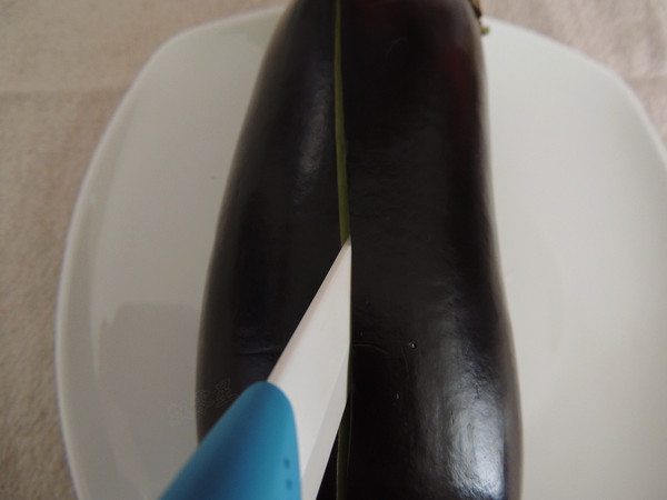 蒜香肉末烤茄子的做法图解