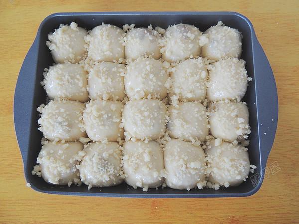 汤种酥粒葡萄干小餐包的步骤
