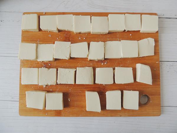 番茄金针豆腐的做法图解