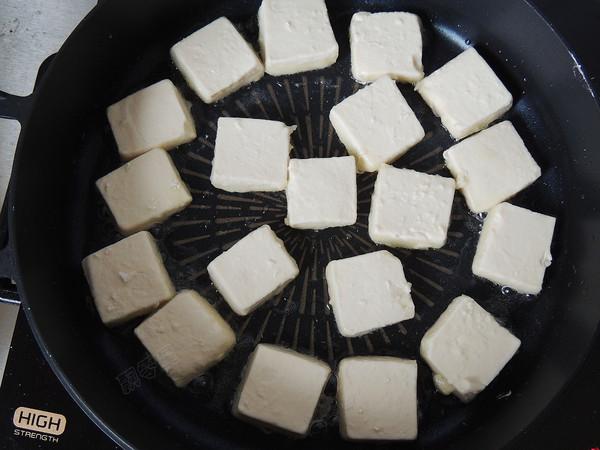 番茄金针豆腐怎么炖