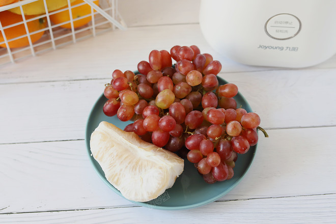 柚子葡萄汁的做法大全