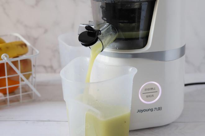 香蕉葡萄猕猴桃汁的简单做法