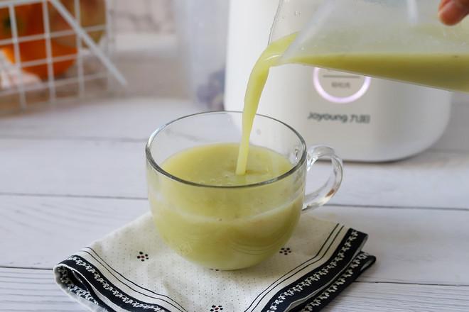 香蕉葡萄猕猴桃汁怎么吃