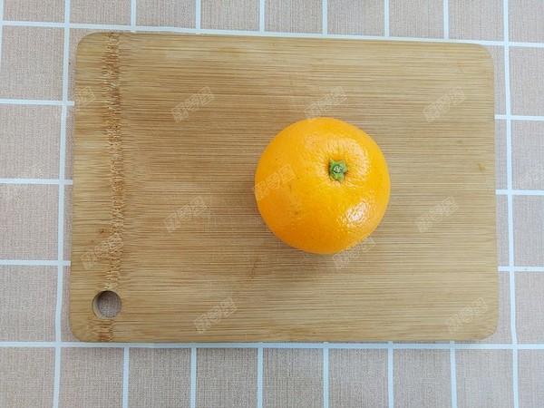 香橙玛芬的做法大全