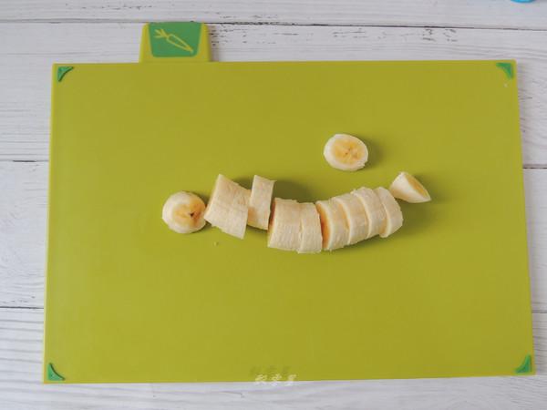 香蕉养乐多的做法图解