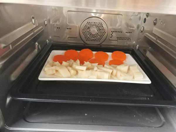 鳕鱼糕的家常做法