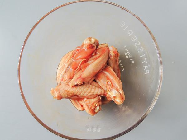 金针菇蒸鸡翅的做法大全