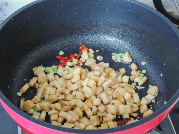 宫保杏鲍菇的简单做法