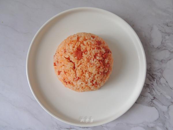 咖喱蛋包饭怎样煸