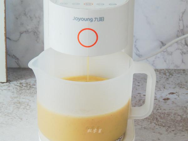 红枣南瓜小米豆浆怎么做